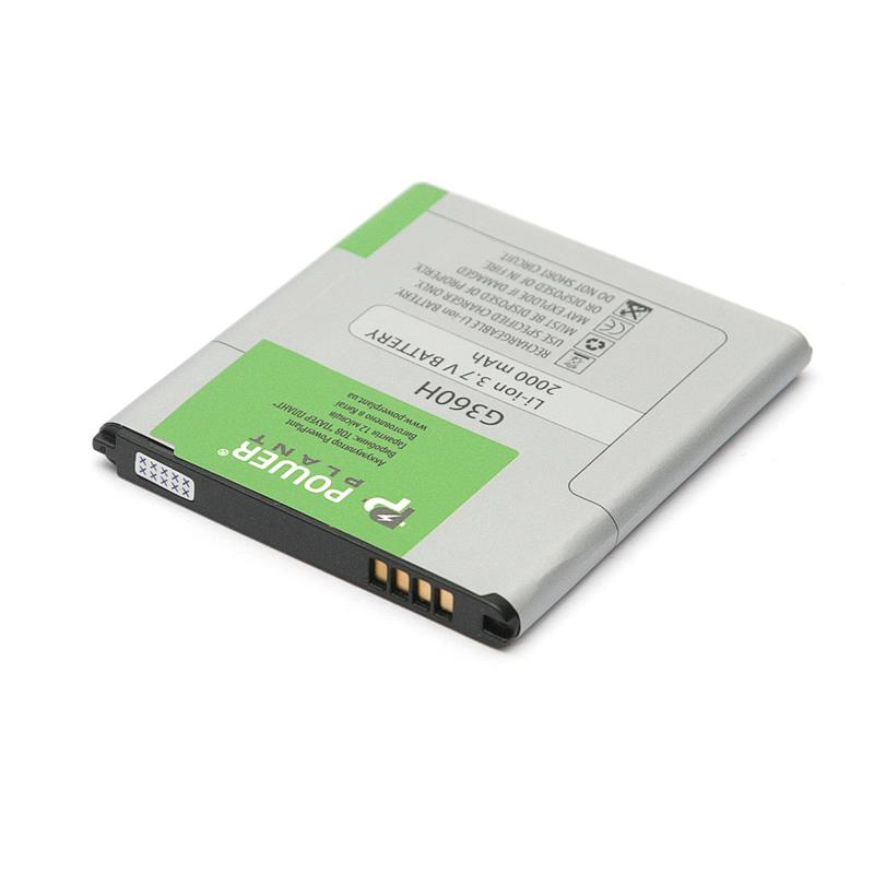 Купить Аккумулятор PowerPlant Samsung Galaxy Core Prime (EB-BG360BBE) 2000mAh