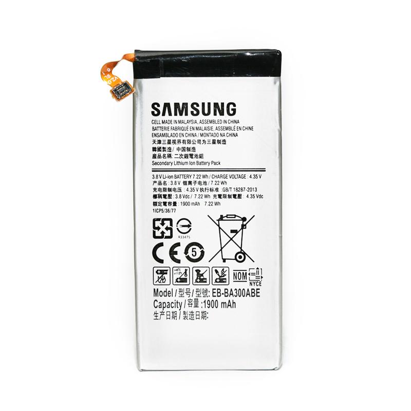 Купить Аккумулятор PowerPlant Samsung Galaxy A3 (EB-BA300ABE) 1900mAh