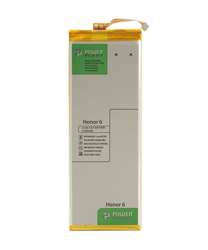 Купить Аккумулятор PowerPlant Huawei Honor 6 (HB4242B4EBW) 3100mAh