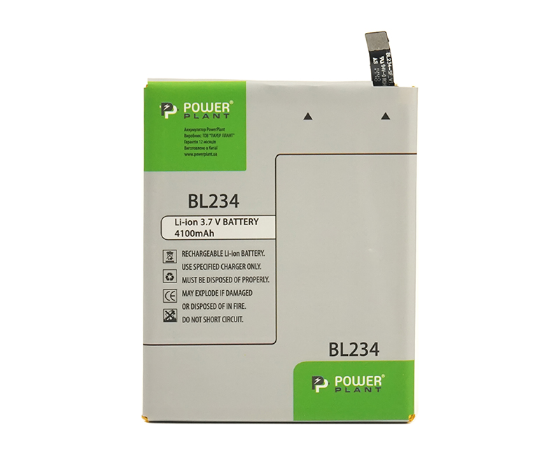 Купить Аккумулятор PowerPlant Lenovo P70T (BL234) 4100mAh
