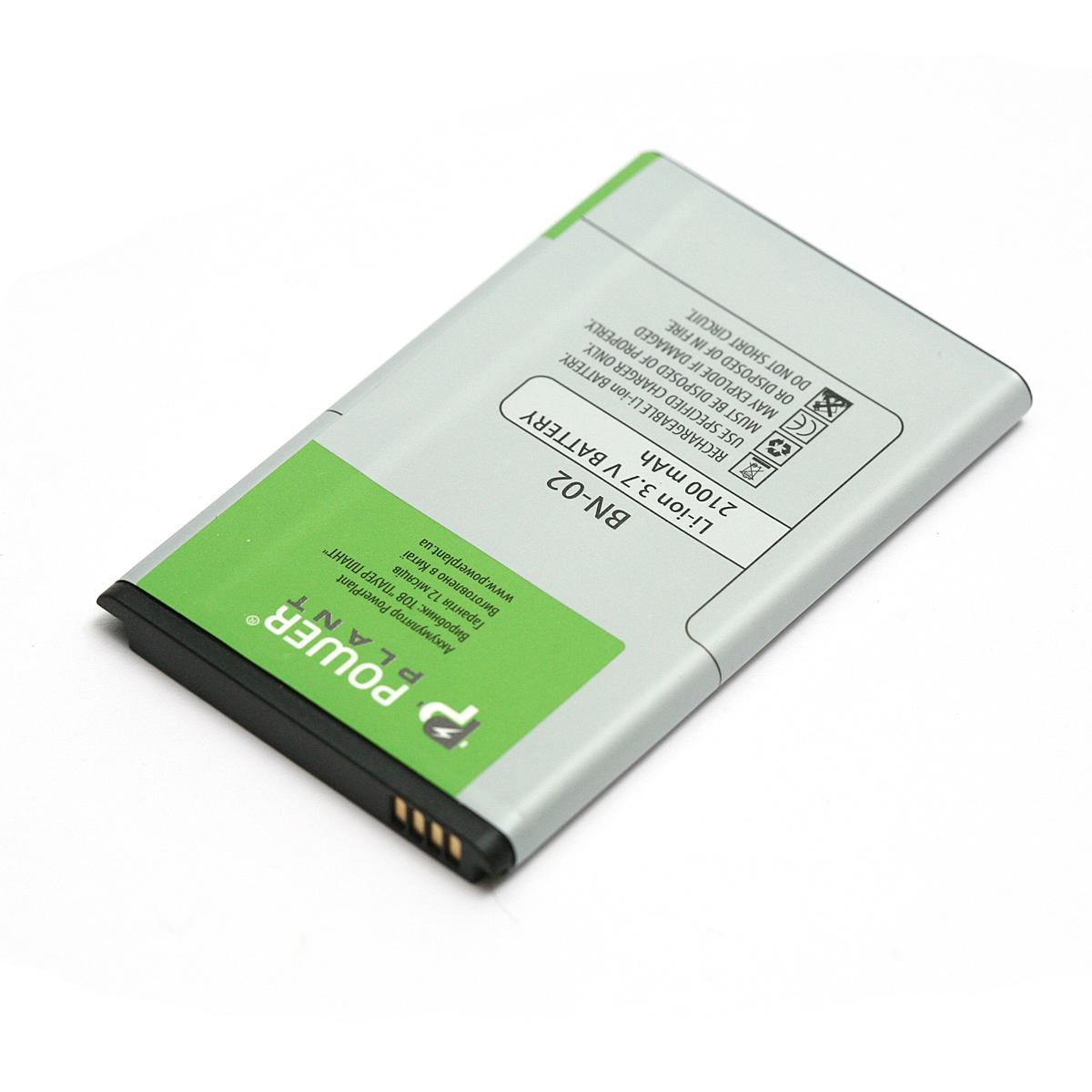 Купить Аккумулятор PowerPlant Nokia XL (BN-02) 2100mAhВ