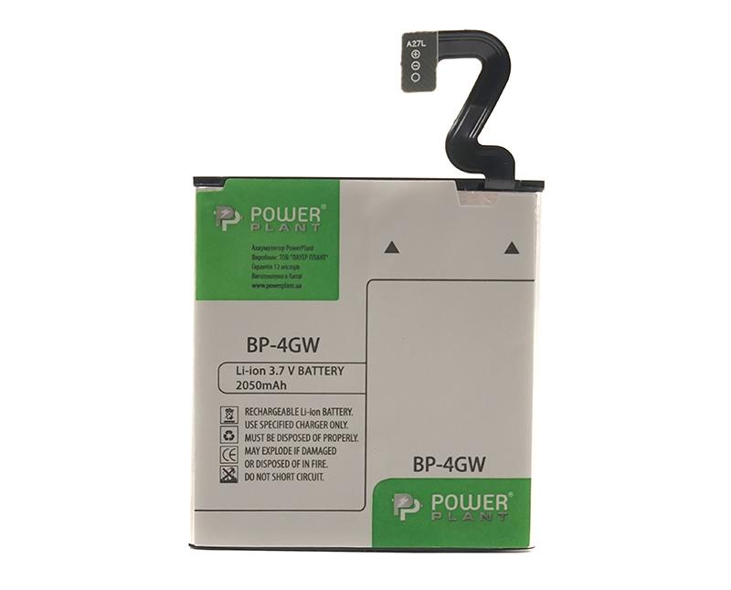 Купить Аккумулятор PowerPlant Nokia Lumia 920 (BP-4GW) 2050mAh