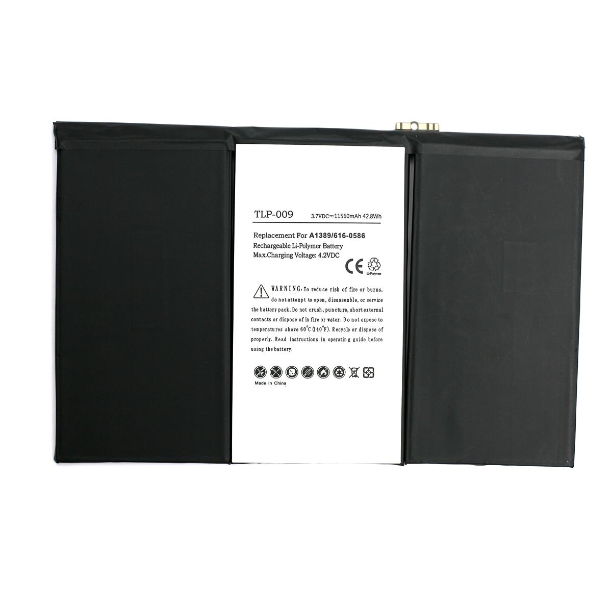 Купить Аккумулятор PowerPlant APPLE iPad 3 new 11560mAh