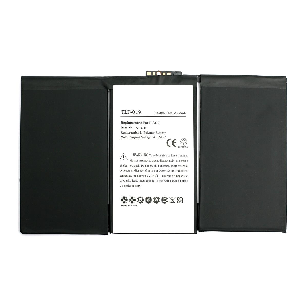 Купить Аккумулятор PowerPlant APPLE iPad 2 new 6500mAh