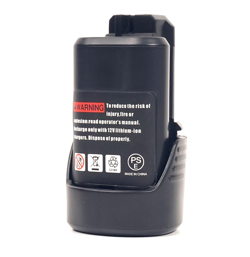 Купить Аккумулятор PowerPlant для шуруповертов и электроинструментов BOSCH GD-BOS-10.8(B) 12V 2Ah Li-Ion