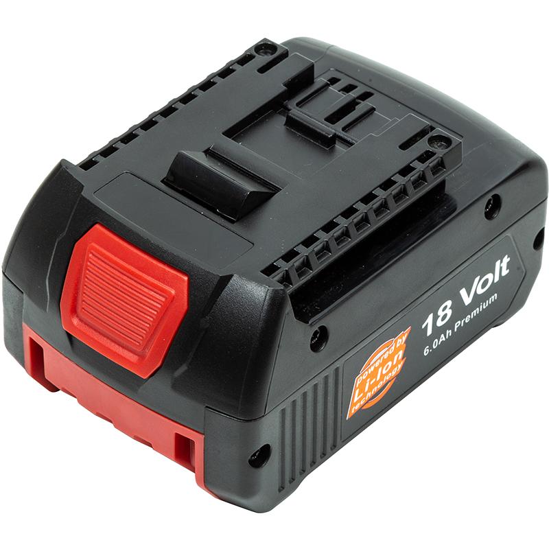 Купить Аккумулятор PowerPlant для шуруповертов и электроинструментов BOSCH GD-BOS-18(B) 18V 4Ah Li-Ion