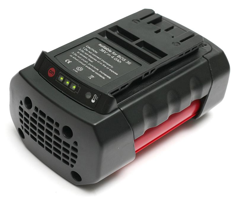 Купить Аккумулятор PowerPlant для шуруповертов и электроинструментов BOSCH GD-BOS-36 36V 4Ah Li-Ion