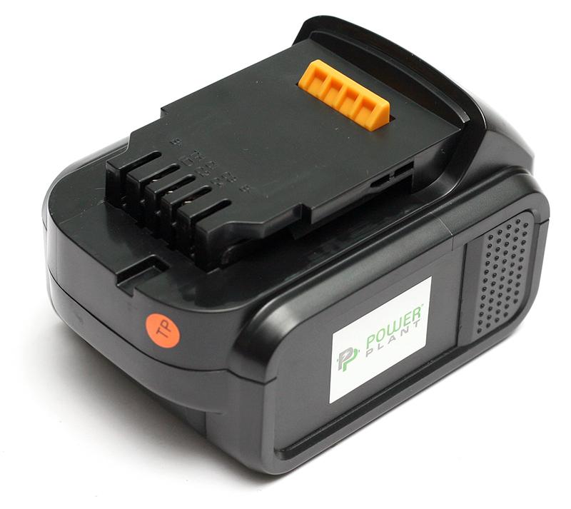 Купить Аккумулятор PowerPlant для шуруповертов и электроинструментов DeWALT GD-DE-14.4(C) 14.4V 4Ah Li-Ion