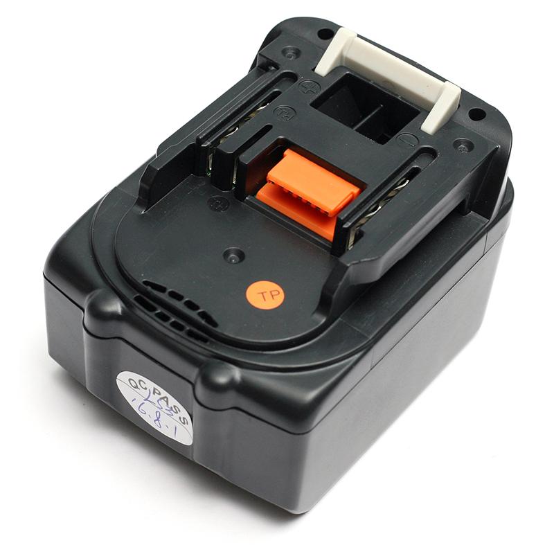 Купить Аккумулятор PowerPlant для шуруповертов и электроинструментов MAKITA GD-MAK-14.4(B) 14.4V 4Ah Li-Ion