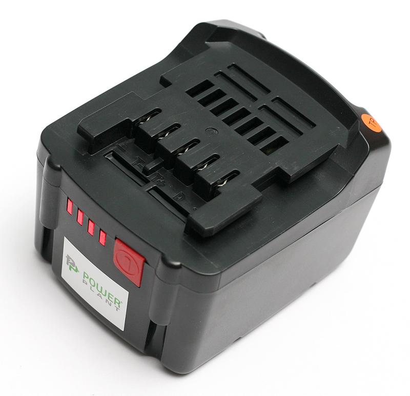 Купить Аккумулятор PowerPlant для шуруповертов и электроинструментов METABO GD-MET-14.4(C) 14.4V 4Ah Li-Ion
