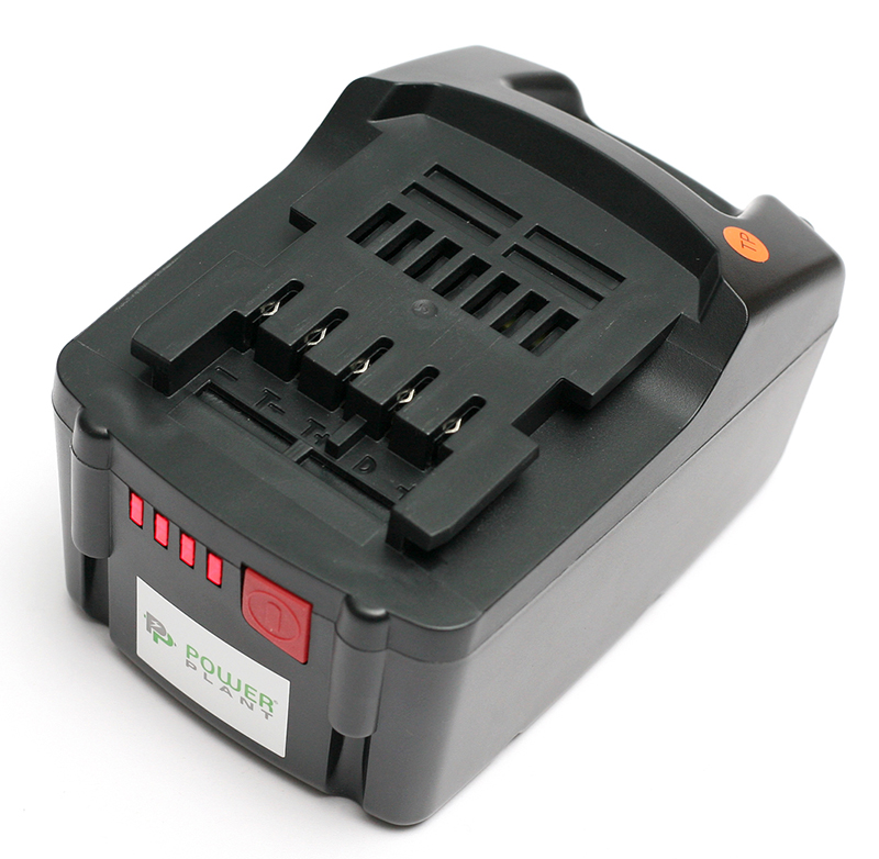 Купить Аккумулятор PowerPlant для шуруповертов и электроинструментов METABO GD-MET-18(C) 18V 4Ah Li-Ion