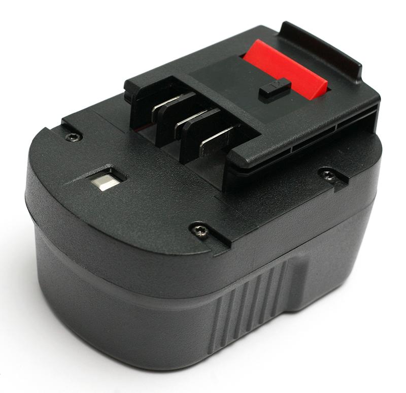 Купить Аккумулятор PowerPlant для шуруповертов и электроинструментов BLACK&DECKER GD-BD-12(B) 12V 2Ah NICD
