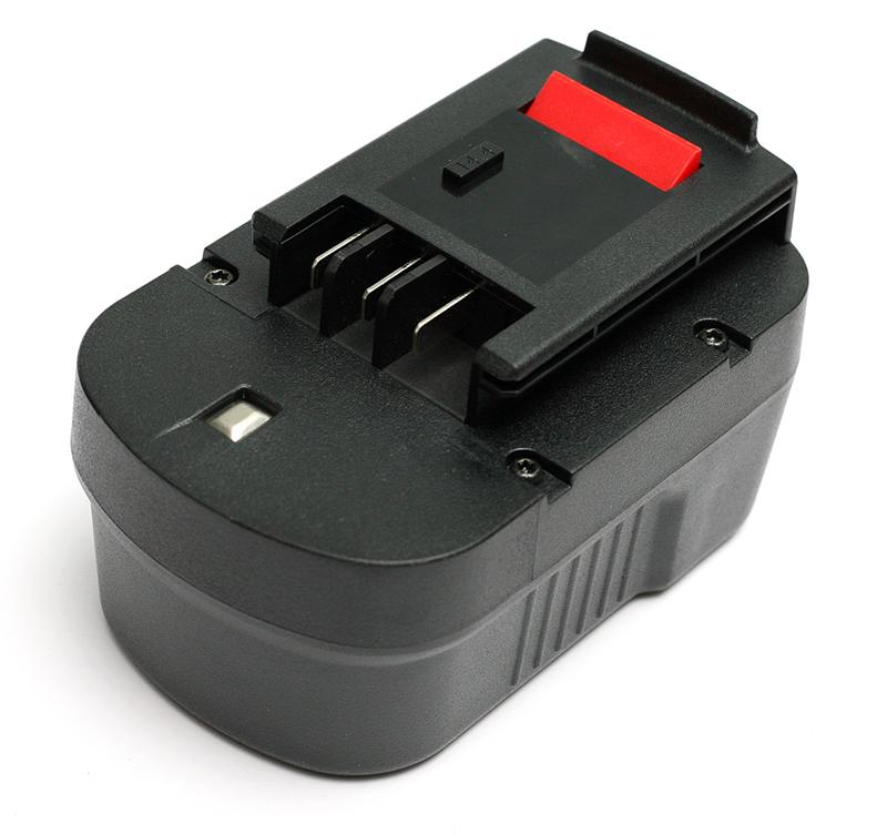 Купить Аккумулятор PowerPlant для шуруповертов и электроинструментов BLACK&DECKER GD-BD-14.4(B) 14.4V 2Ah