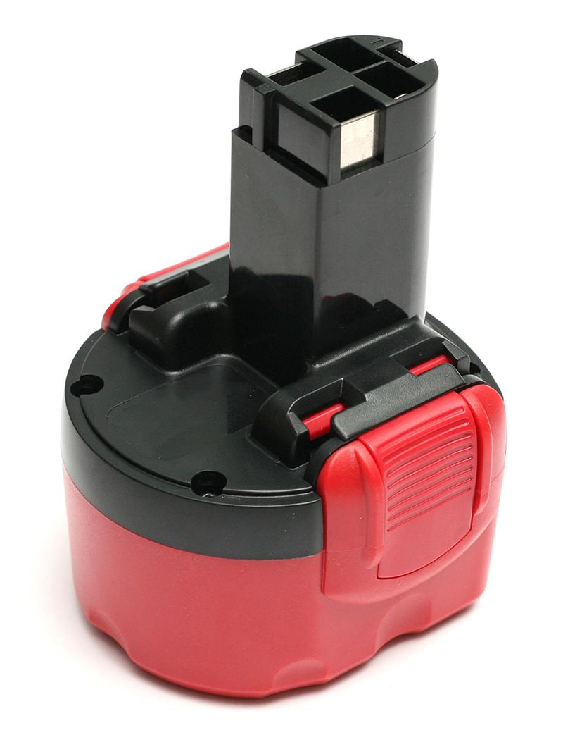 Купить Аккумулятор PowerPlant для шуруповертов и электроинструментов BOSCH GD-BOS-9.6(A) 9.6V 1.5Ah NICD