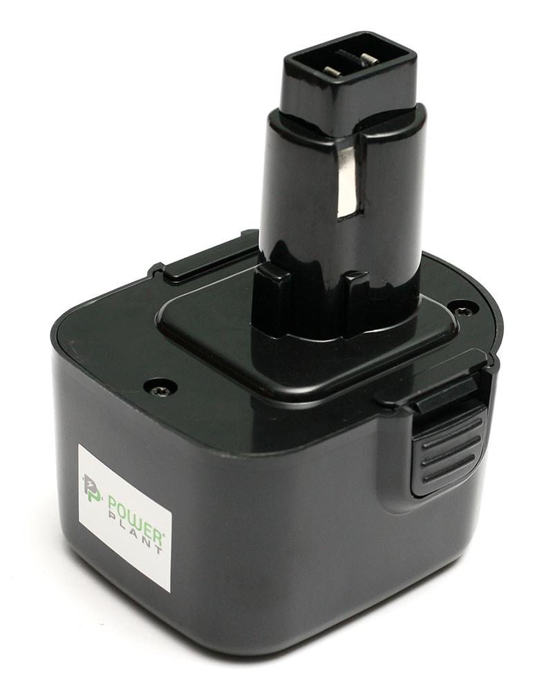 Купить Аккумулятор PowerPlant для шуруповертов и электроинструментов DeWALT GD-DE-12 12V 2.5Ah NIMH(DE9074)