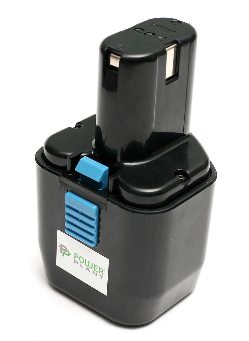 Купить Аккумулятор PowerPlant для шуруповертов и электроинструментов HITACHI GD-HIT-12(A) 12V 2Ah NICD