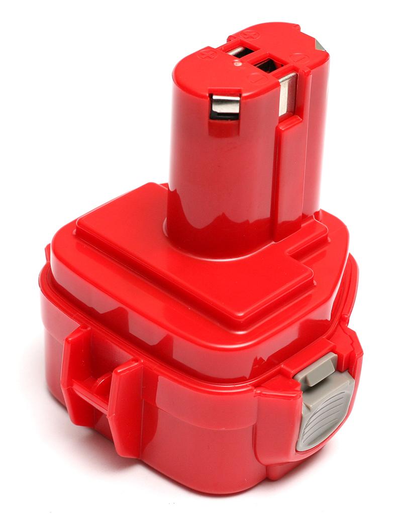 Купить Аккумулятор PowerPlant для шуруповертов и электроинструментов MAKITA GD-MAK-12(A) 12V 2Ah NICD(1235)