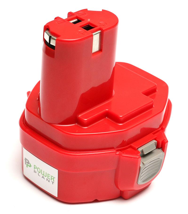 Купить Аккумулятор PowerPlant для шуруповертов и электроинструментов MAKITA GD-MAK-14.4(A) 14.4V 2.5Ah NIMH