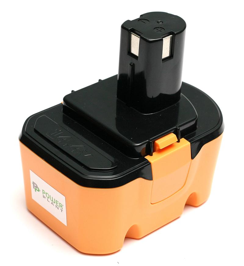 Купить Аккумулятор PowerPlant для шуруповертов и электроинструментов RYOBI GD-RYO-14.4(A) 14.4V 3.3Ah NIMH