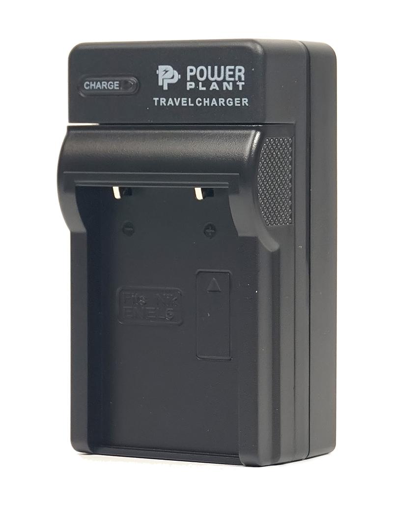 Купить Сетевое зарядное устройство PowerPlant Nikon EN-EL5 Slim