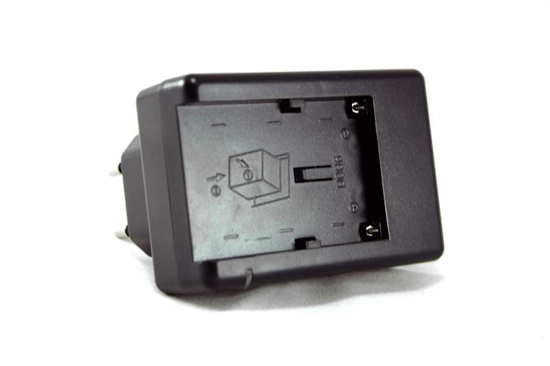 Купить Сетевое зарядное устройство PowerPlant Sony NP-FM50, NP-FM90, NP-F550, NP-F750, NP-F960, VBD1 Slim