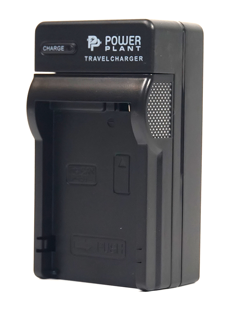 Купить Сетевое зарядное устройство PowerPlant Canon LP-E8 Slim