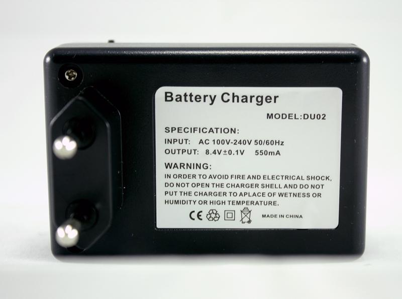 Купить Сетевое зарядное устройство PowerPlant Nikon EN-EL15 Slim