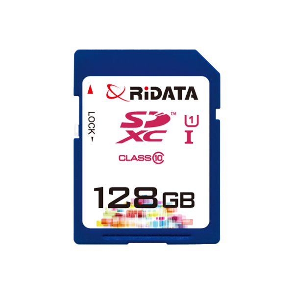 Купить Карта памяти RiDATA SDXC 128GB Class 10 UHS-I