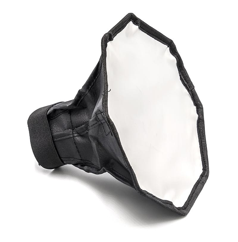 Купить Cофтбокс PowerPlant DCA6111 20см, черный+белый