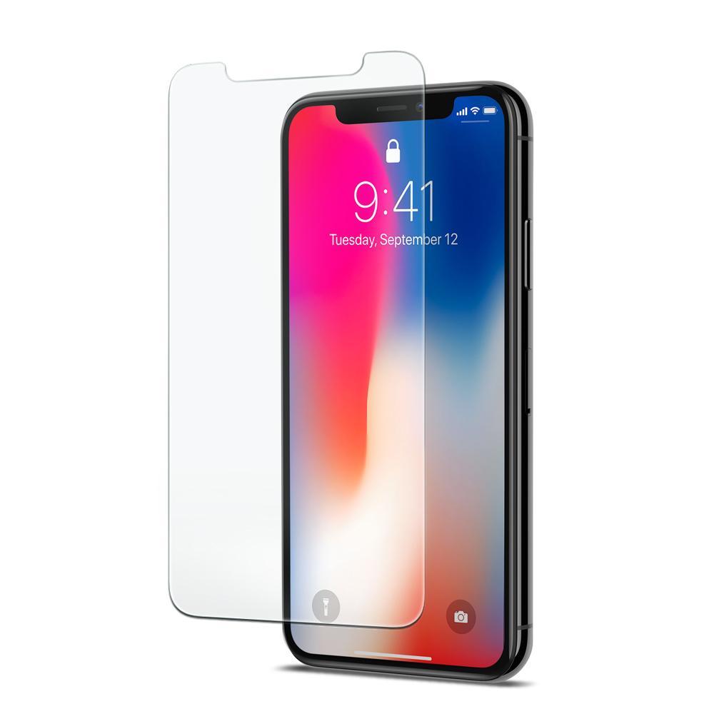 Купить Защитное стекло PowerPlant для Apple iPhone X, XS