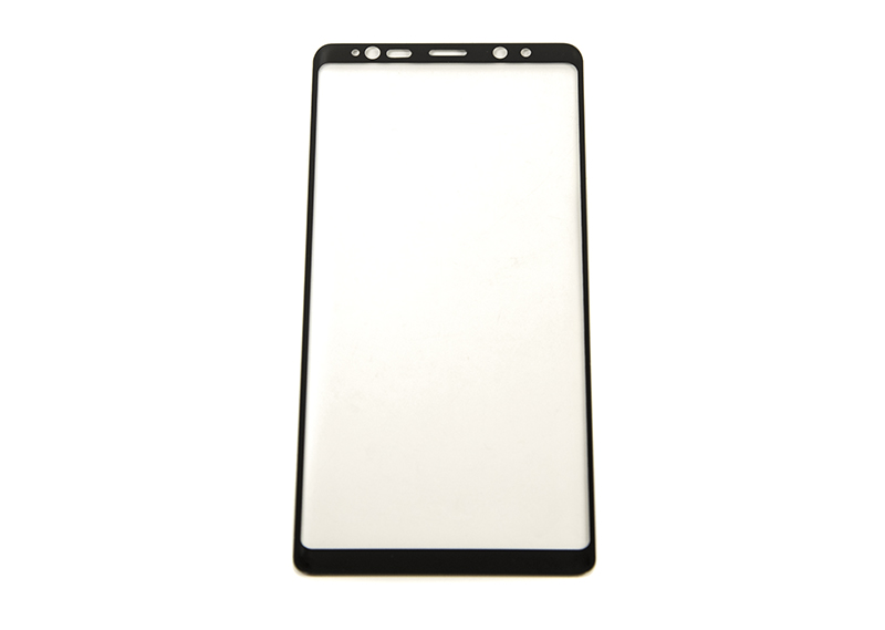 Купить Защитное стекло 3D PowerPlant для Samsung Galaxy Note 8 Silk Print
