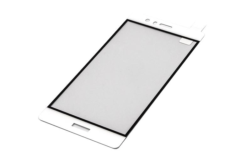 Купить Защитное стекло 3D PowerPlant для Huawei P9 White