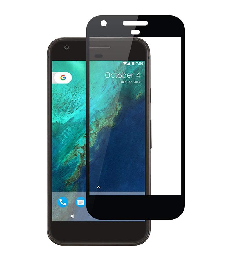 Купить Защитное стекло Full screen PowerPlant для Google Pixel XL, Black