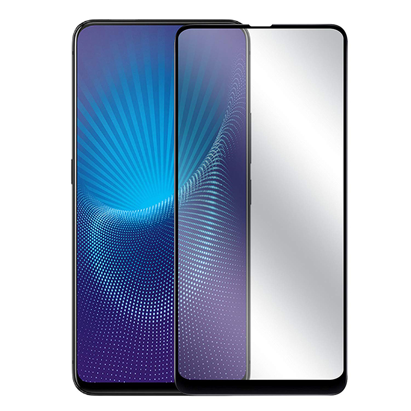 Купить Защитное стекло Full screen PowerPlant для Vivo NEX S, Black
