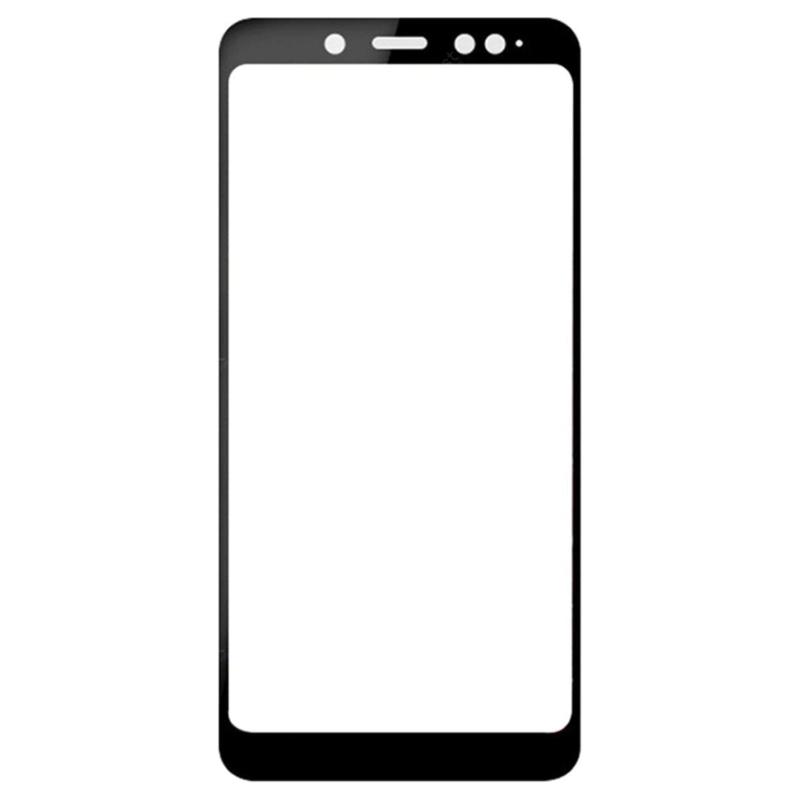 Купить Защитное стекло Full screen PowerPlant для Xiaomi Redmi Note 5, Black