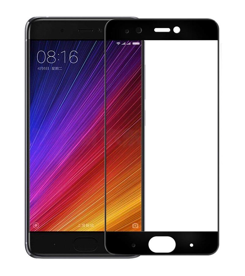 Купить Защитное стекло Full screen PowerPlant для Xiaomi Mi 5s, Black