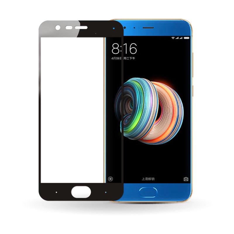 Купить Защитное стекло Full screen PowerPlant для Xiaomi Mi Note 3, Black