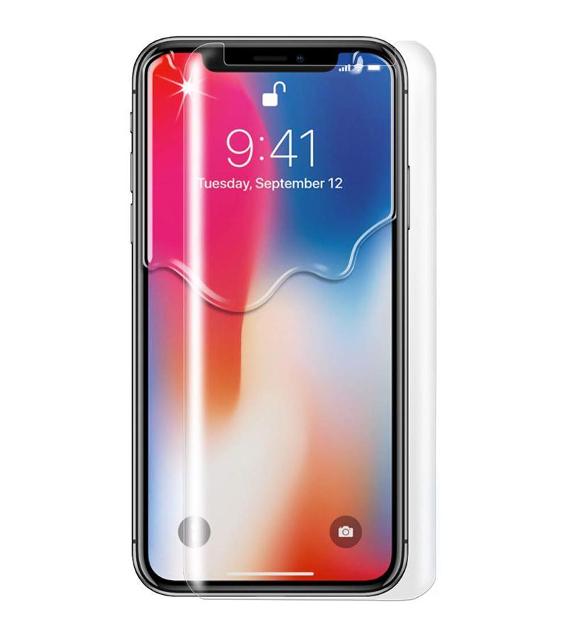 Купить Защитное стекло PowerPlant для Apple iPhone 7 Plus/8 Plus (жидкий клей + УФ лампа)