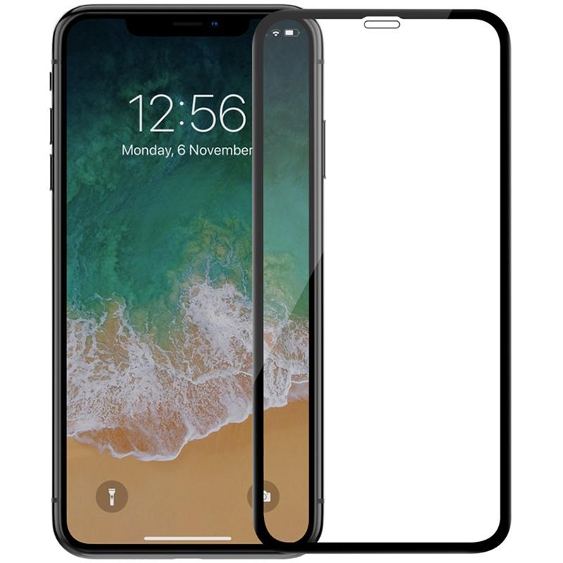 Купить Защитное стекло 5D PowerPlant для Apple iPhone XS Max