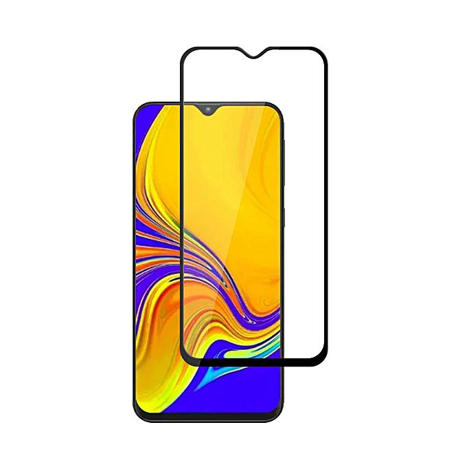 Купить Защитное стекло Full screen PowerPlant для Samsung Galaxy A50, Black