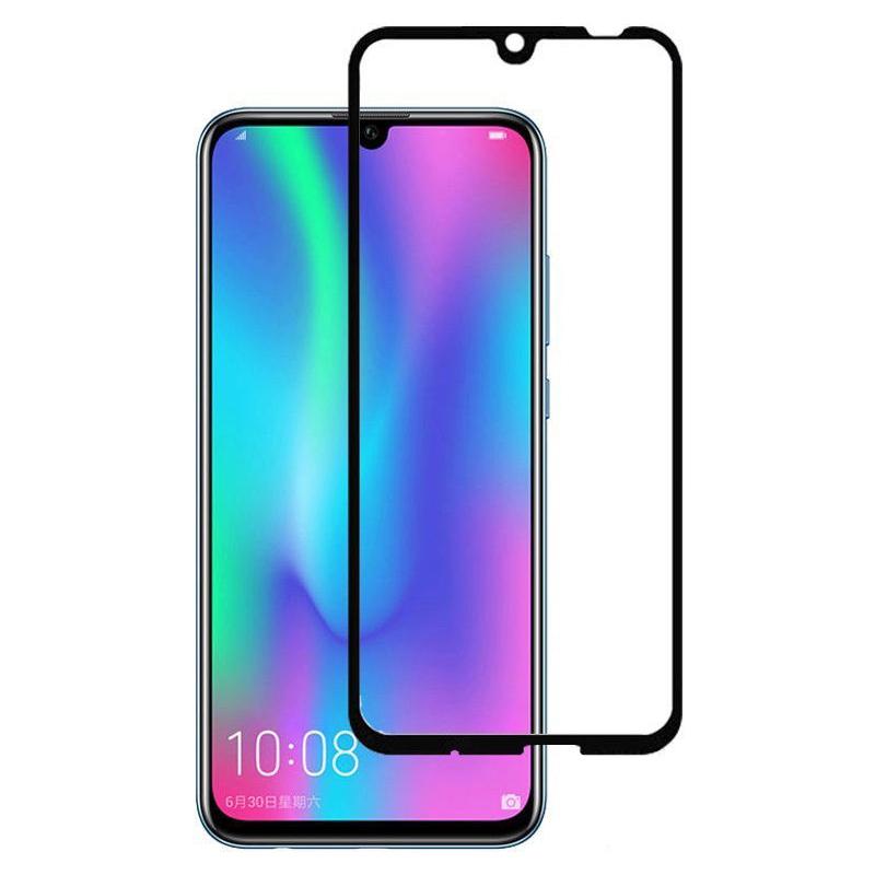Купить Защитное стекло Full screen PowerPlant для Huawei P Smart 2019, Black