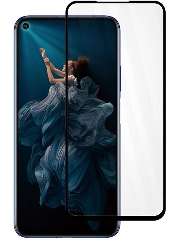 Купить Защитное стекло Full screen PowerPlant для Honor 20 Pro, Black