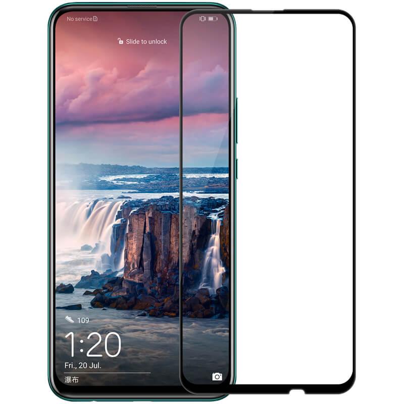 Купить Защитное стекло Full screen PowerPlant для Huawei P Smart Z, Black