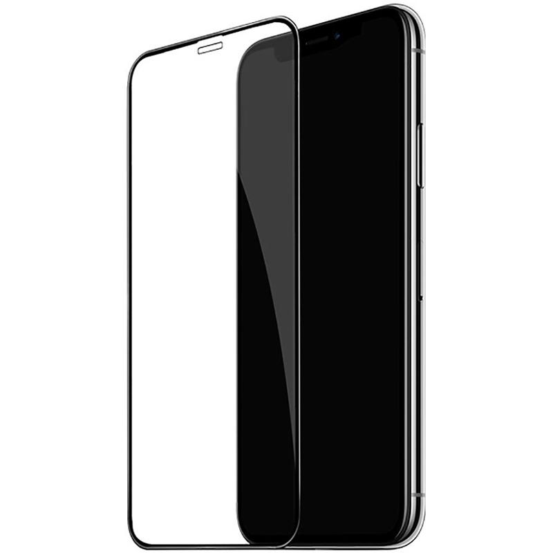 Купить Защитное стекло Full screen PowerPlant для Apple iPhone 11, Black