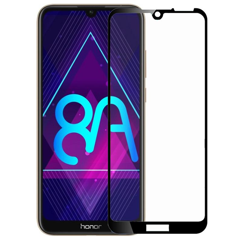 Купить Защитное стекло Full screen PowerPlant для Honor 8A / Honor 8A Pro, Black