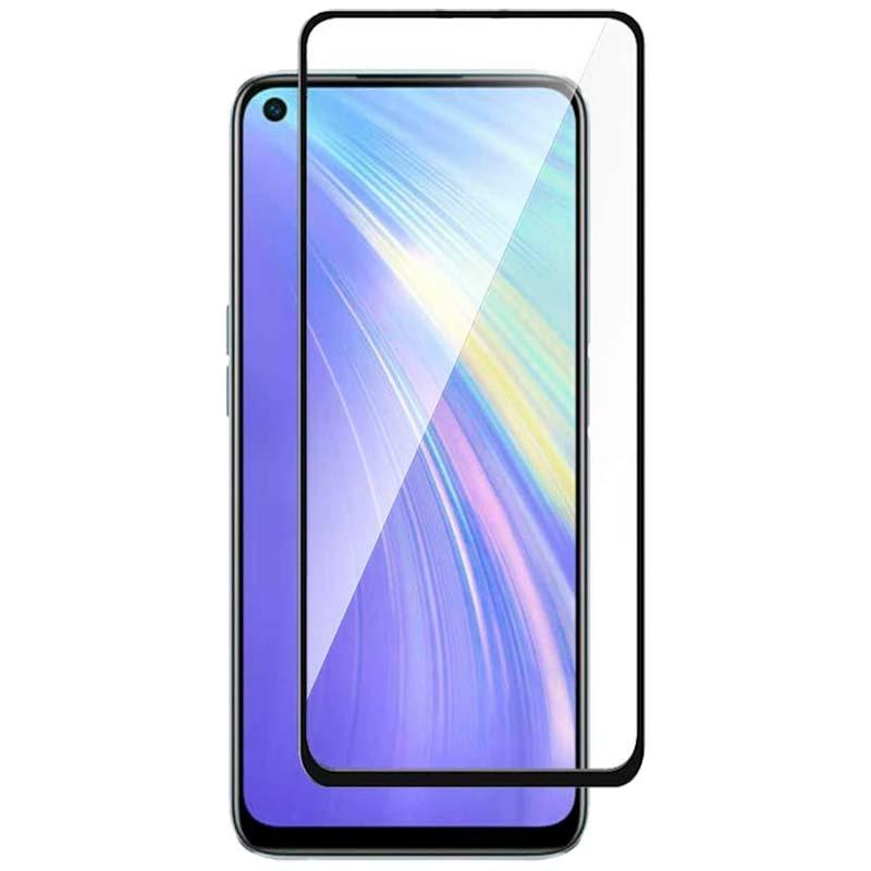 Купить Защитное стекло Full screen PowerPlant для Realme 6