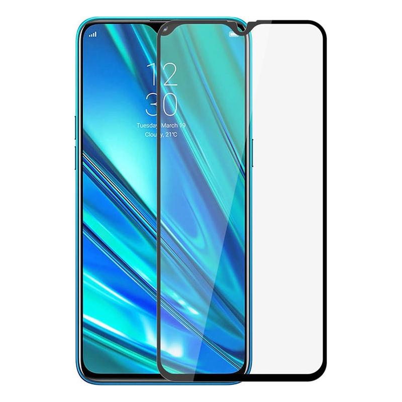 Купить Защитное стекло Full screen PowerPlant для Realme 6i