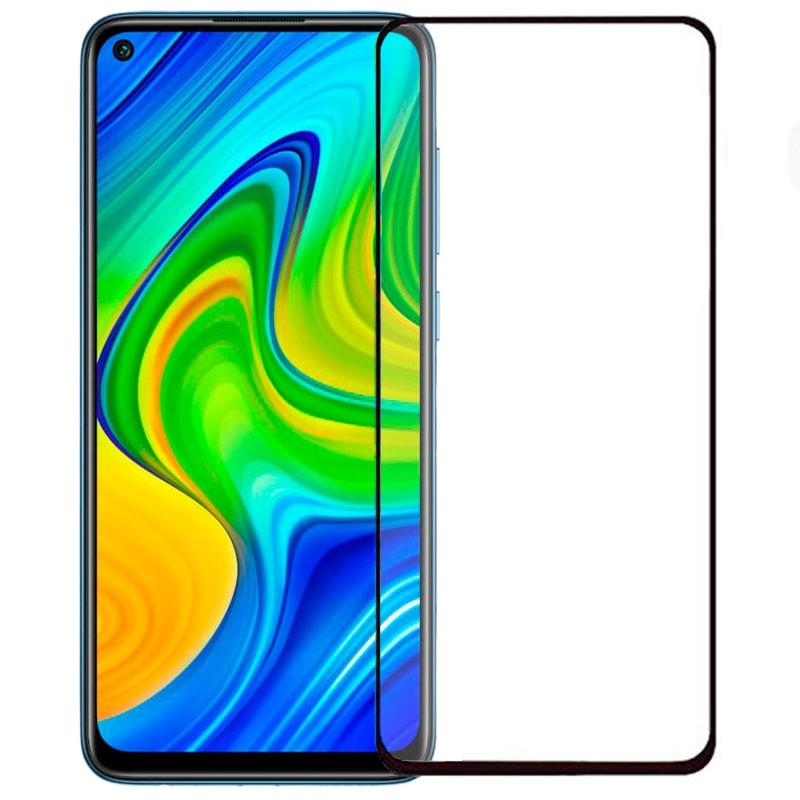 Купить Защитное стекло Full screen PowerPlant для Xiaomi Redmi Note 9