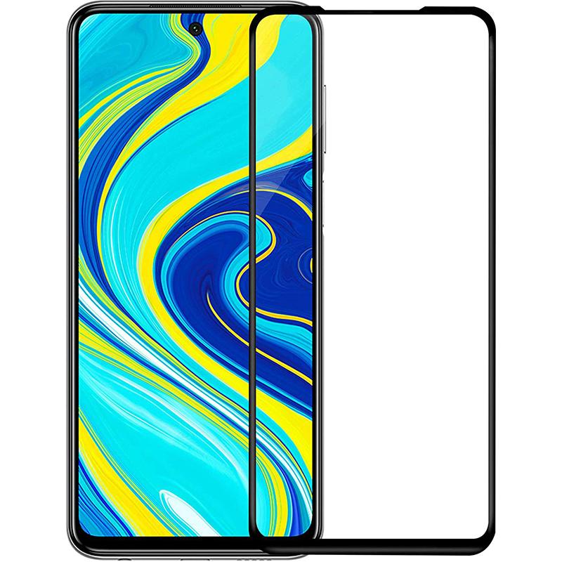 Купить Защитное стекло Full screen PowerPlant для Xiaomi Redmi Note 9S/9 Pro
