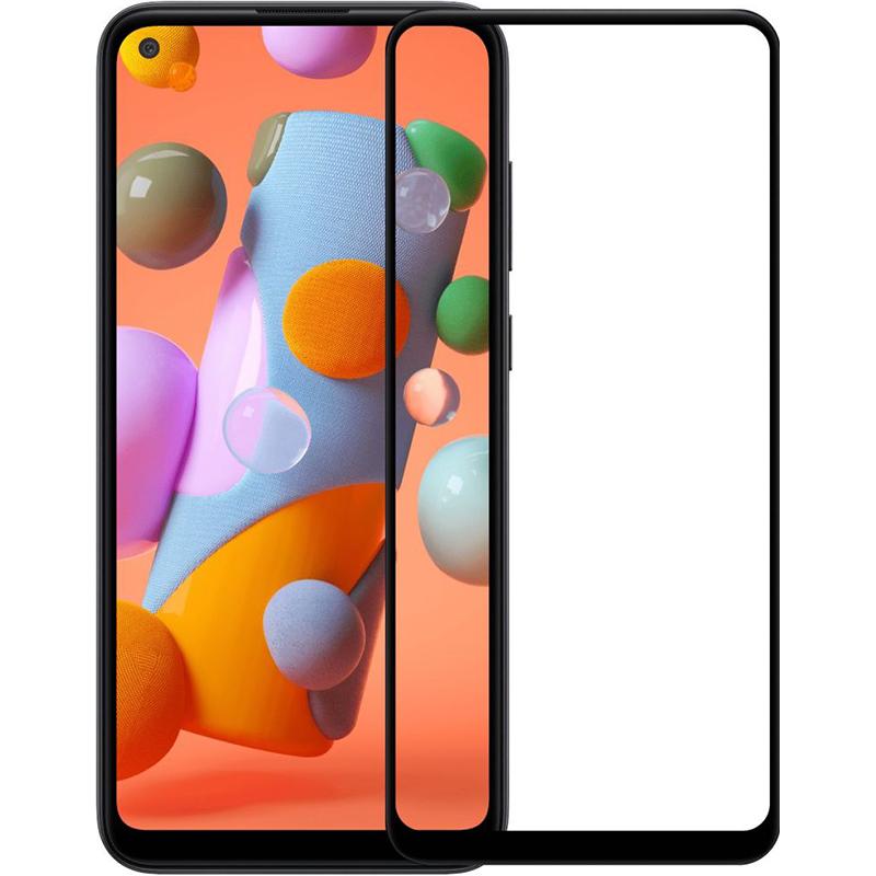 Купить Защитное стекло Full screen PowerPlant для Samsung Galaxy A11 2020 (A115F)